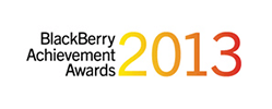 blackberry awards logo